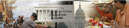 Shutdown: the day after…